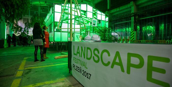 Landscape festival Plzeň